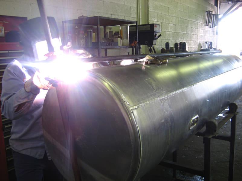 Gas Prices In Arizona >> Fuel Tank Repair, welding Phoenix Arizona